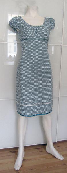 BIO-Melisende:+Kleid+aus+Biobaumwolle+von+Lumapoli+auf+DaWanda.com