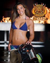 America S Female Firefighters Calendar Female Firefighter