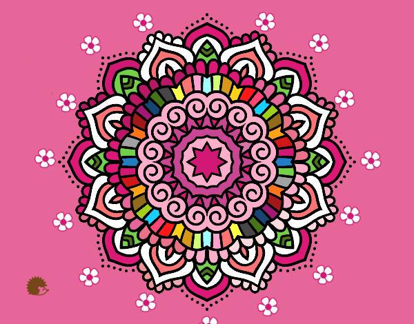 Resultado de imagen para mandalas pintadas y decoradas MANDALAS
