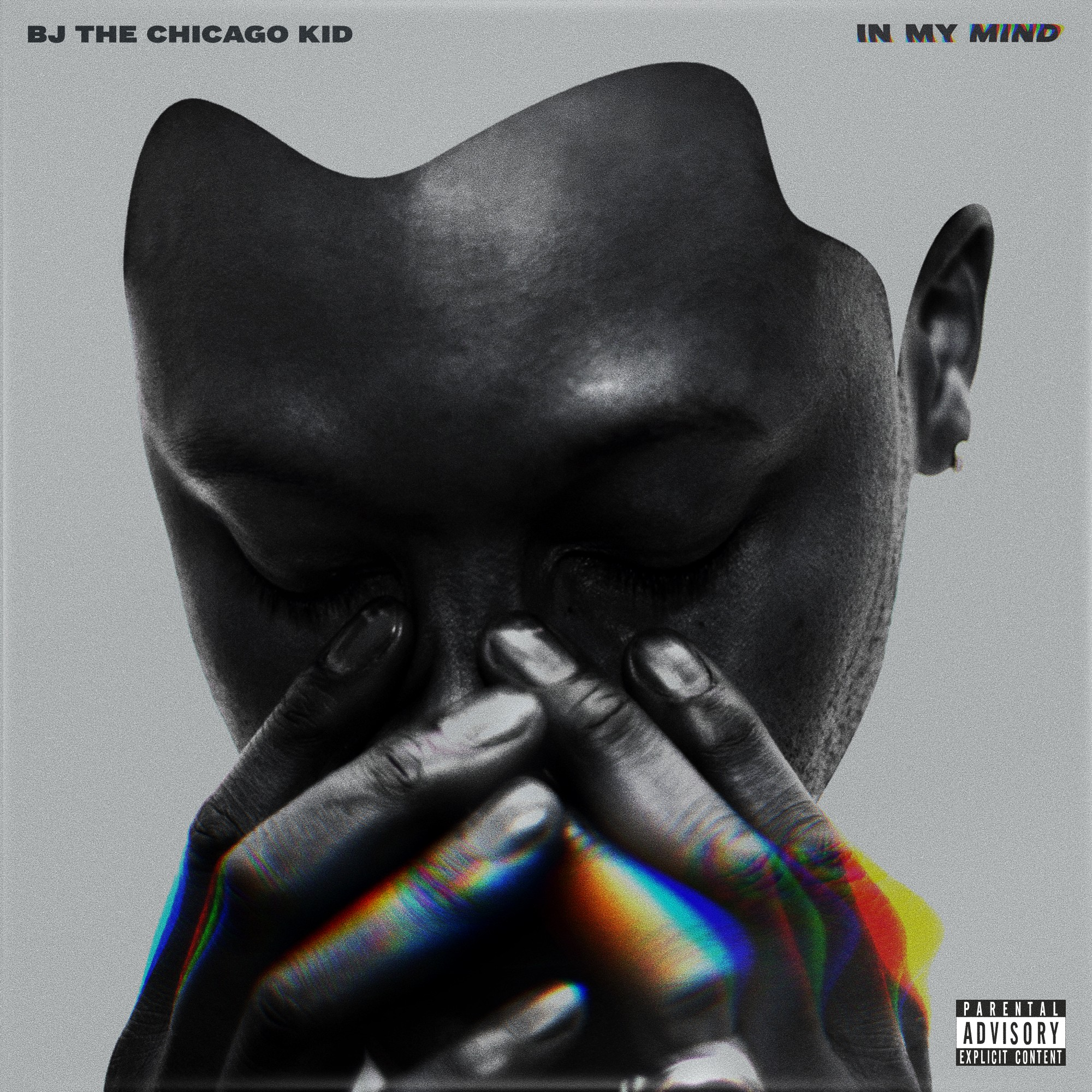 Bj the chicago kid - In my mind [Explicit Lyrics] (CD)