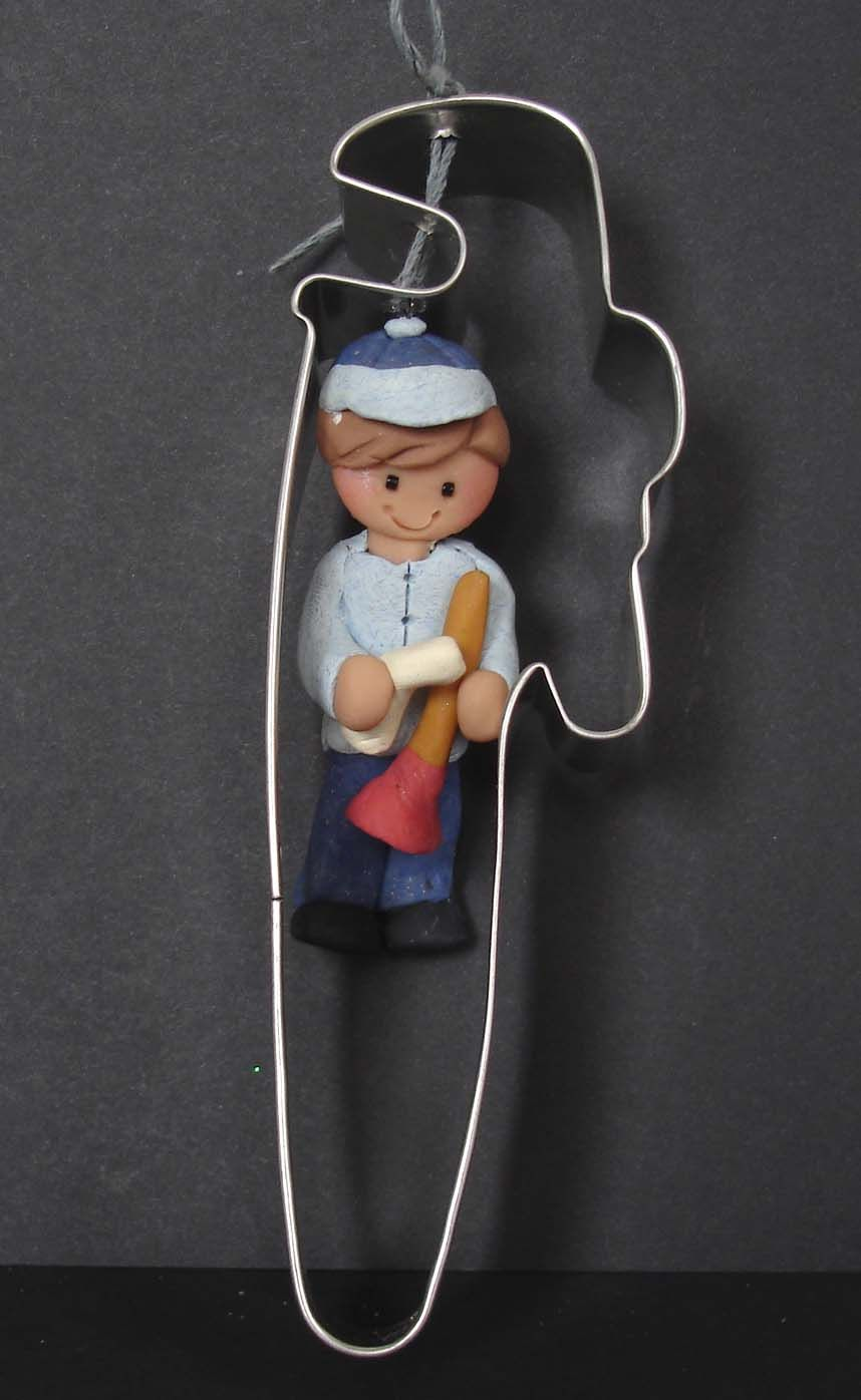 Pin on Cookie Cutters and Polymer Clay