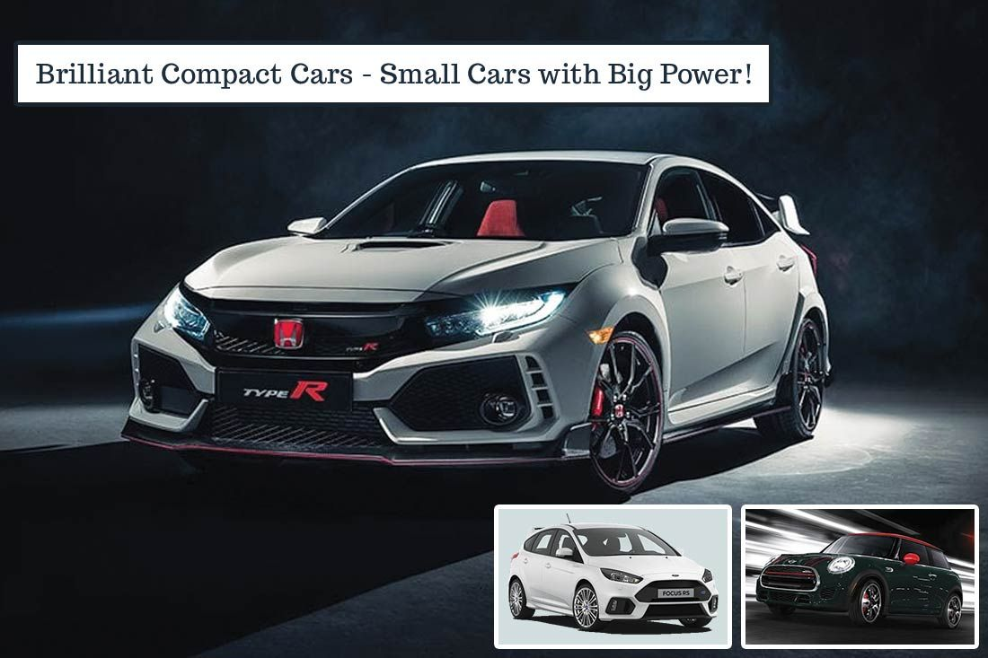 Brilliant Compact Cars Small Cars with Big Power Honda