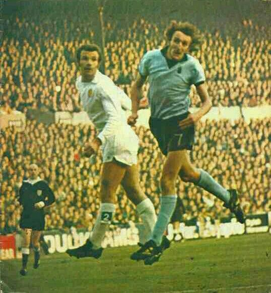 17th november 1973 paul reaney takes the ball off the. Black Bedroom Furniture Sets. Home Design Ideas