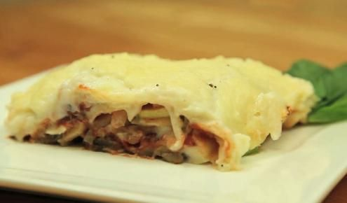 طريقة عمل وصفة اللازانيا النباتية Recipes Vegetarian Recipes How To Make Lasagna