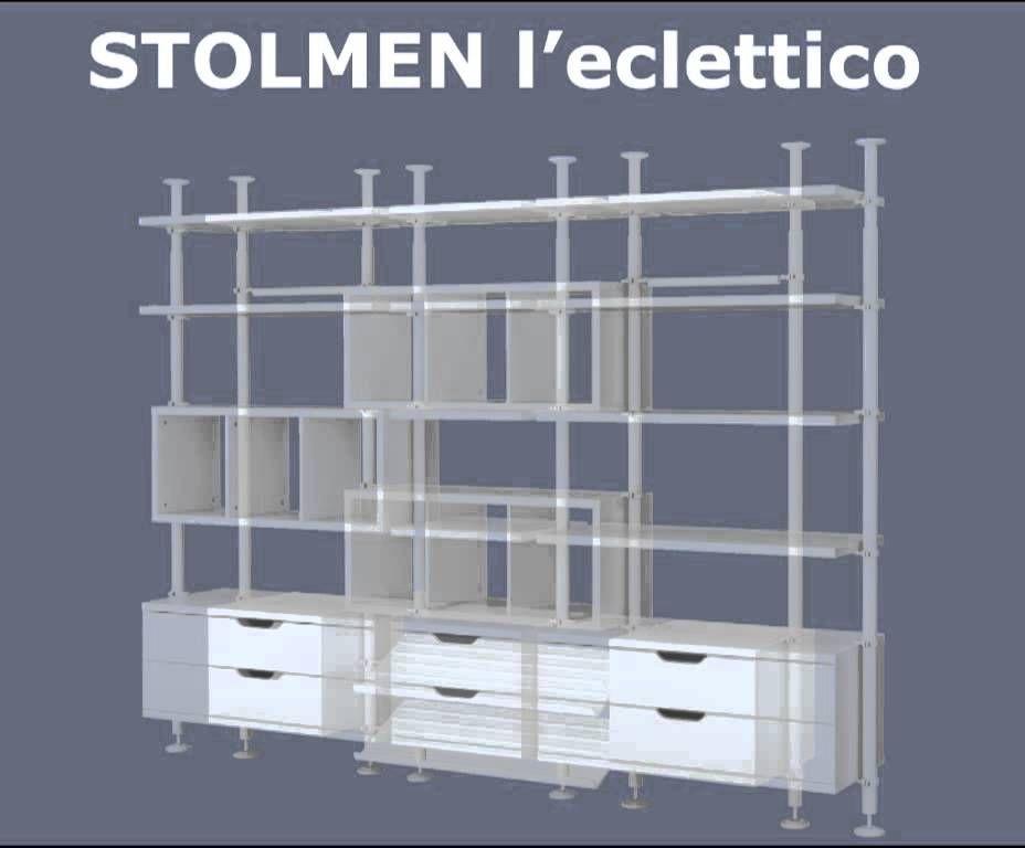 STOLMEN l'eclettico - YouTube