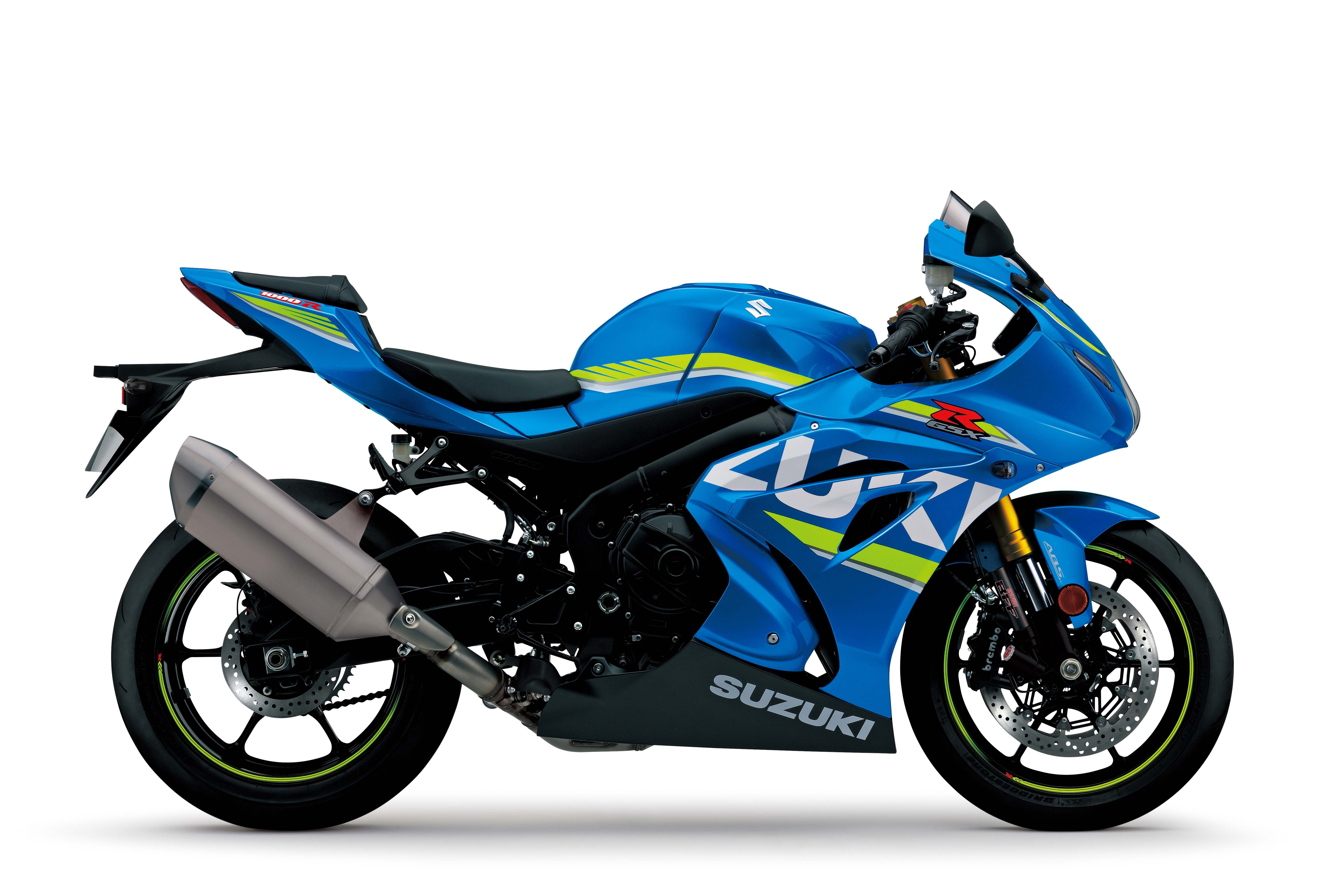 Here is What the 2016 Suzuki GSX-R1000 Will Look Like
