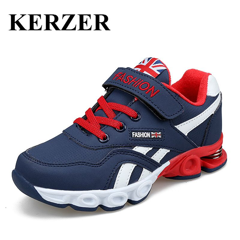Blue Sport Trainers Kids Shoes