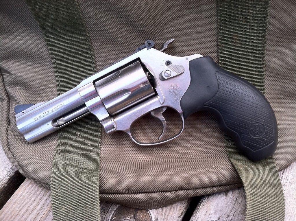 Smith Amp Wesson Model 60 Courtesy The Truth About Guns