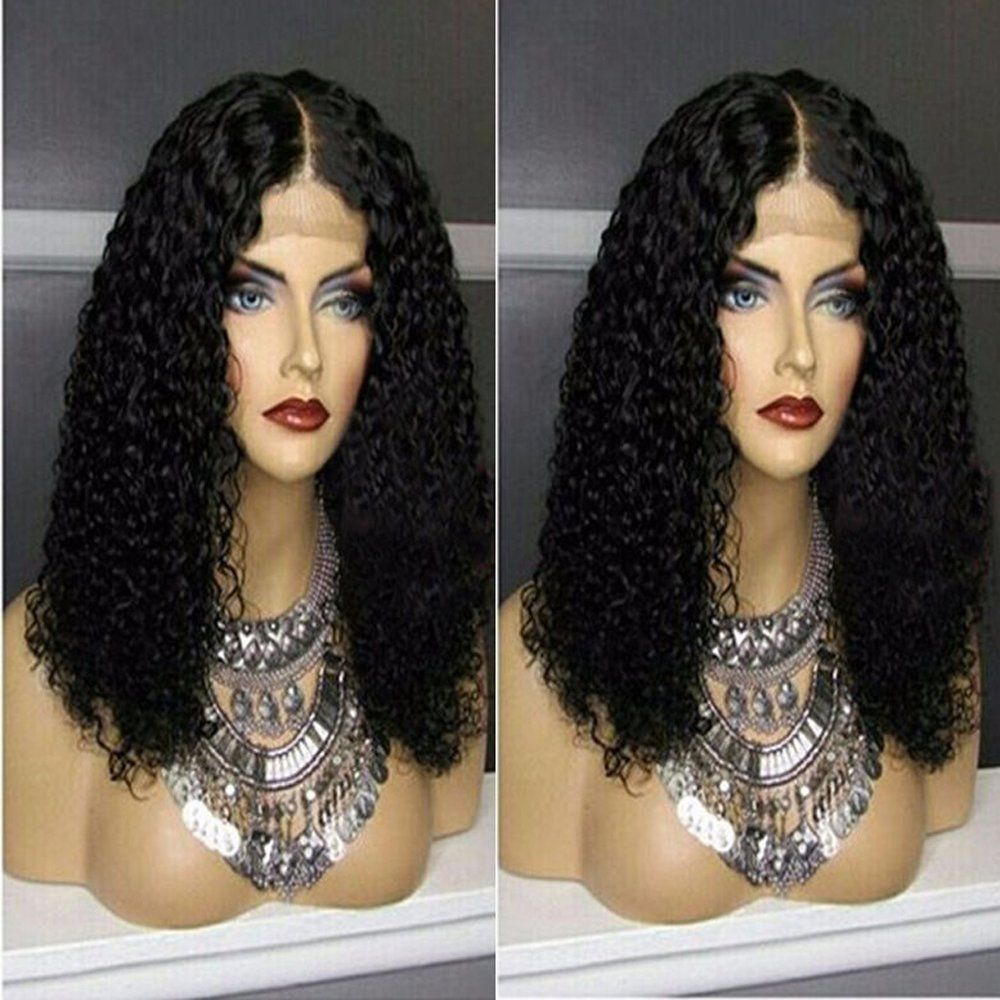 Human Hair Lace Front Wigs with Baby Hair For Black Women