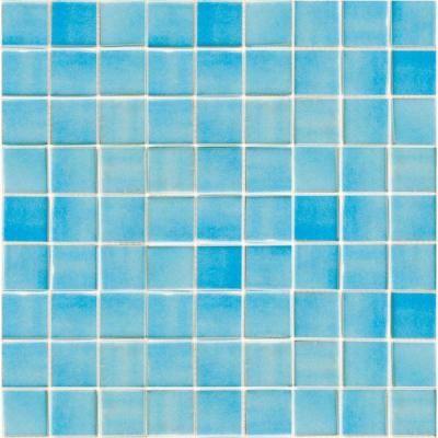 Bathroom Floor Tile Samples oceanz caribbean-1701 recycled anti slip 4 in. x 4 in. sample