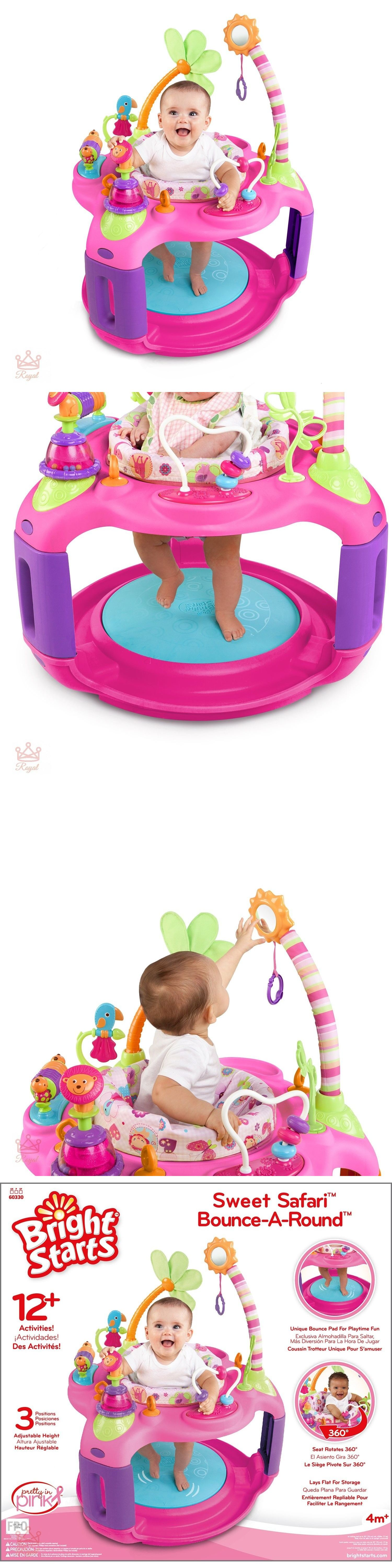 af48c96e2 Activity Centers 20413  Baby Entertainer Jumperoo Exersaucer Jumper ...