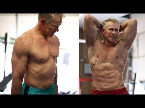 what guys over 40 need to do differently to get ripped six