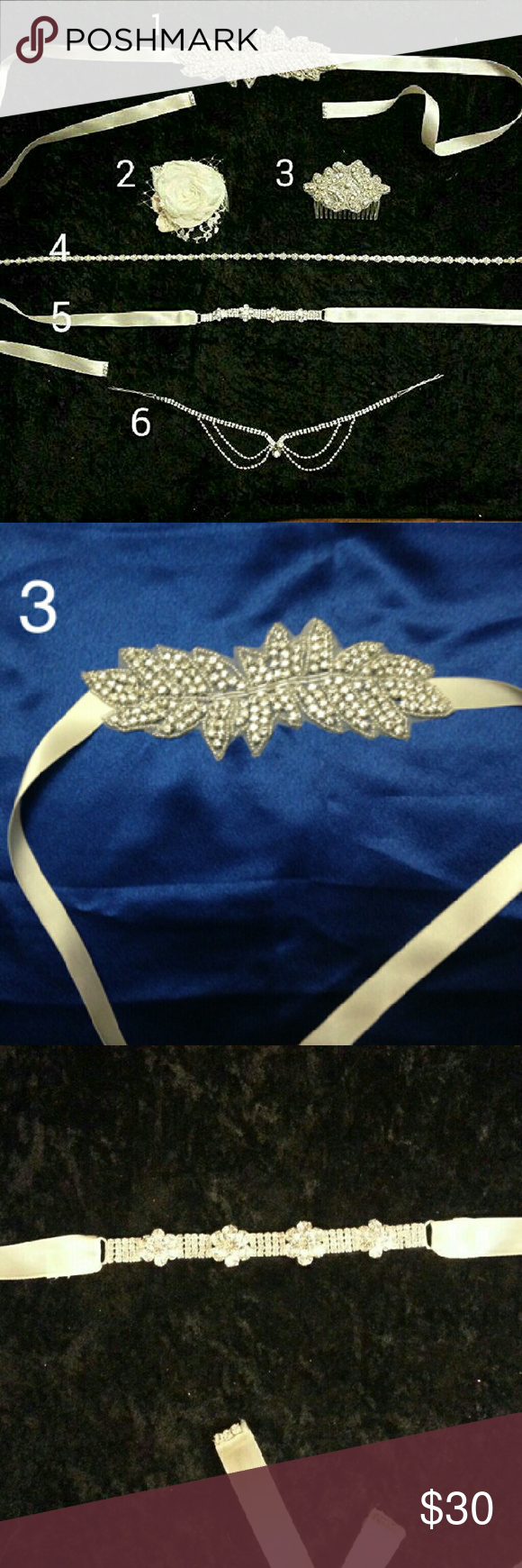 Additional  sash / headband pics @parkerkinsey either Can be worn as either sash or headband :) firstcomeslovexoxo com Jewelry