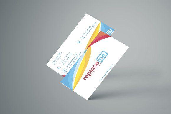 Creative business card letterhead spartacus business cards and creative business card letterhead reheart Choice Image