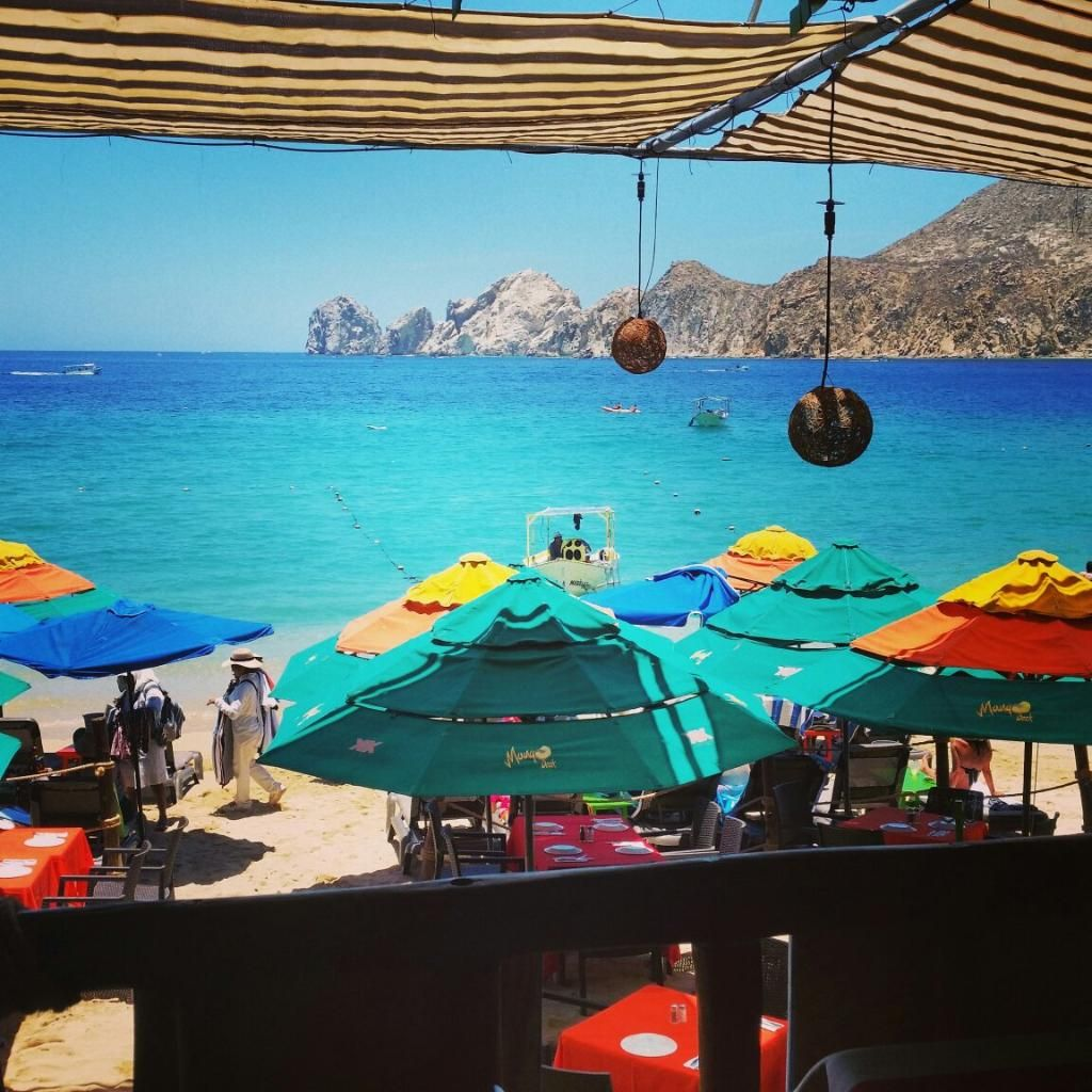 Mango Deck Restaurant Bar Cabo San Lucas Mexico My Vote For Best Atmosphere Fun