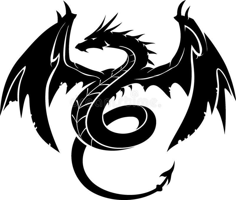 Dragon vinyl decal sticker for Car//Truck Window computer bottle fantasy mythic