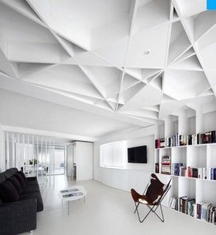Uberlegen Hier Haben Wir 86 Kreative Ideen Für Deckengestaltung Aus  Architektenhäusern Zusammengestellt, Die Ihnen Einige Inspirationen Und  Anregungen Geben Würden.