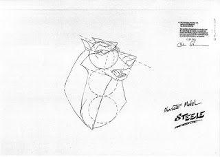 Cartoon Concept Design: Character Design