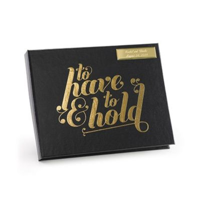 Carlson Craft Have and Hold - Guest Book