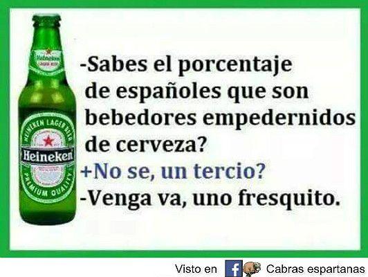 Cerveza Y Espana Cerveza Humor De La Musica Imagenes Graciosas