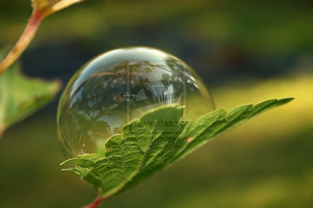 Bubble by Skapningen.deviantart.com