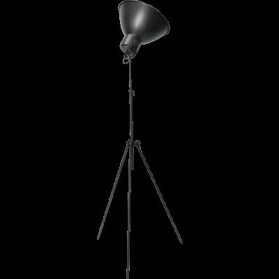 Vloerlamp Industria Gun Metal White Masterlight 1012-30 ...