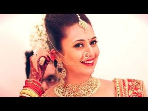 Rang Dey The Wedding Trailer Of Divyanka Tripathi Vivek Dahiya By T Wedding Trailer Divyanka Tripathi Wedding Wedding Videos