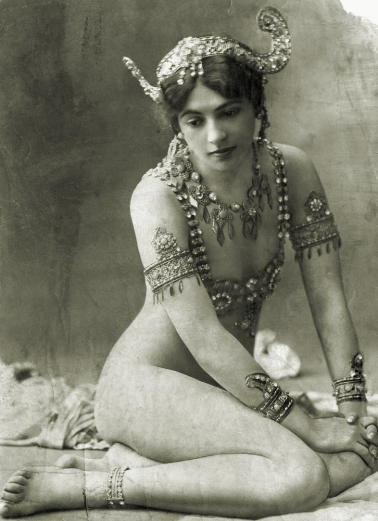 Gods and Foolish Grandeur: Mata Hari - a triumph of reinvention and its cost