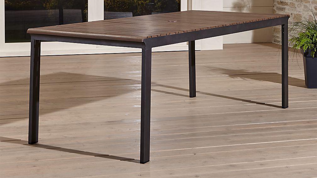 Stupendous Rocha Rectangular Dining Table Stuff To Buy Outdoor Download Free Architecture Designs Rallybritishbridgeorg