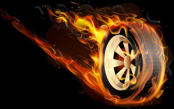 картинки огненный колес позволит