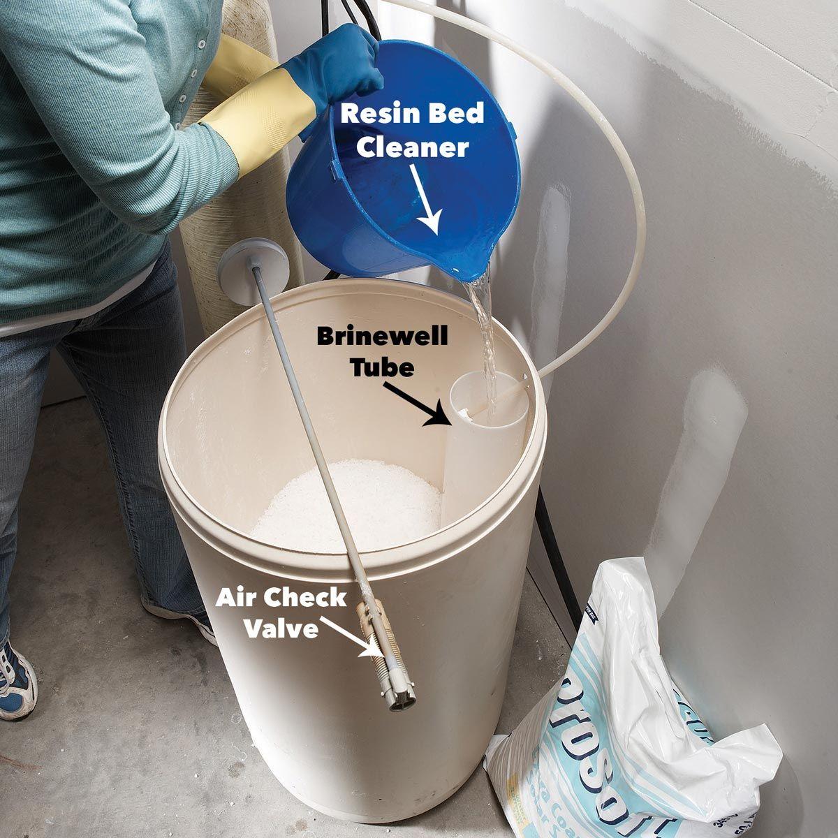 Fix A Water Softener In 2020 Water Softener Water Softener Salt