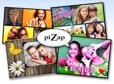 piZap is an online photo editor and collage maker good for kids and ...