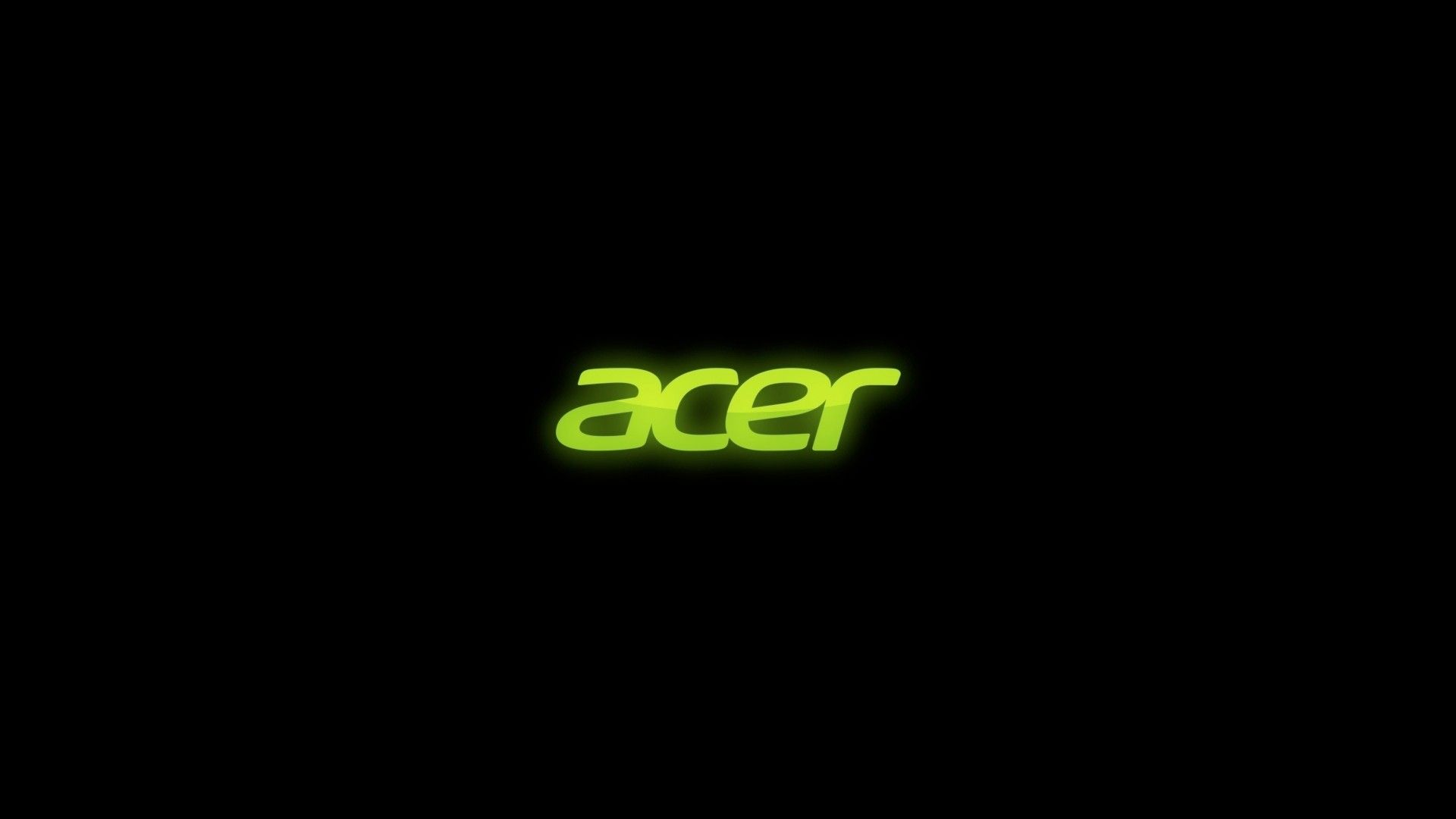 1920x1080 Preview Wallpaper Acer Firm Green Black 1920x1080 Acer Desktop Acer Best Laptop Brands