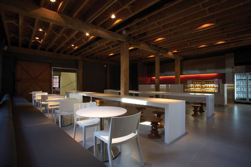 Warehouse Office Design Smart Design Studio_building X