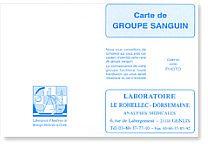 Carte Groupe Sanguin Recherche Google Carte Didentité