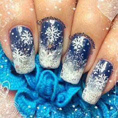 snowflakes christmas