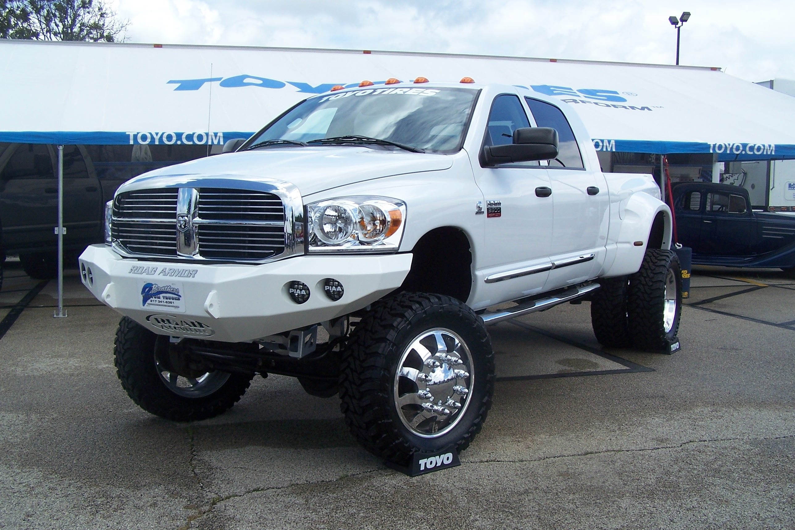 lifted dodge truck  Lifted diesels popularity  Diesel Trucks