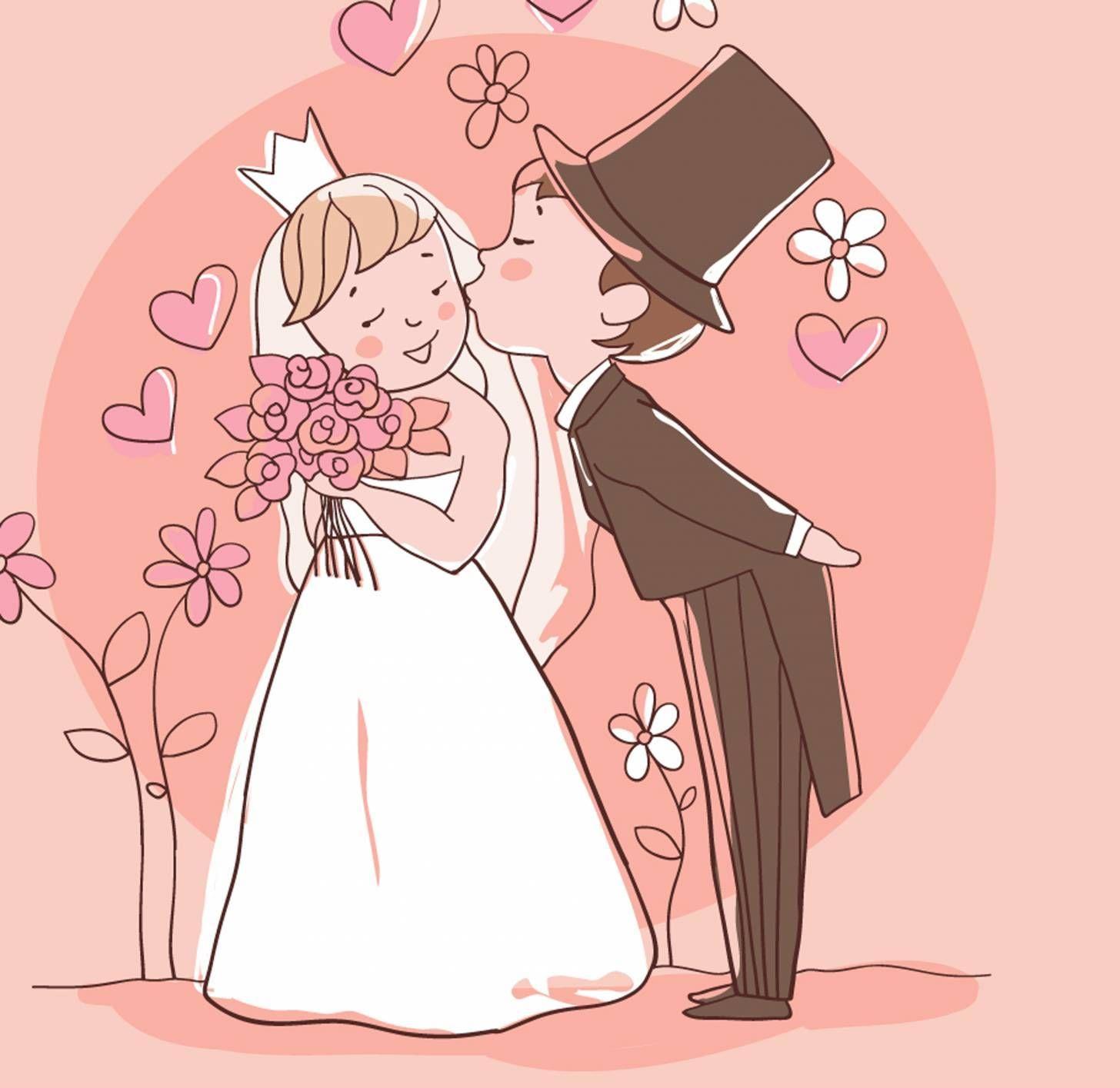 свадьба картинки открытки