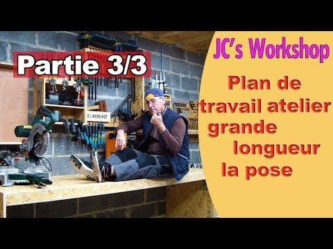 25 comment faire un plan de travail d 39 atelier grande - Plan de travail cuisine grande longueur ...