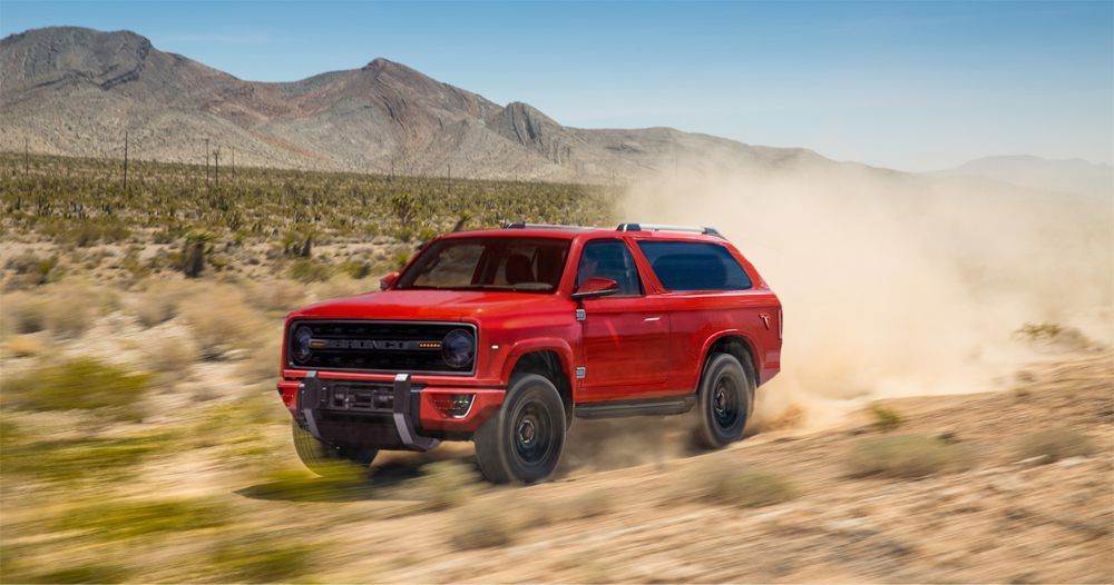 Ford Announces 2020 Bronco Bolt And It S Electric Ford Bronco