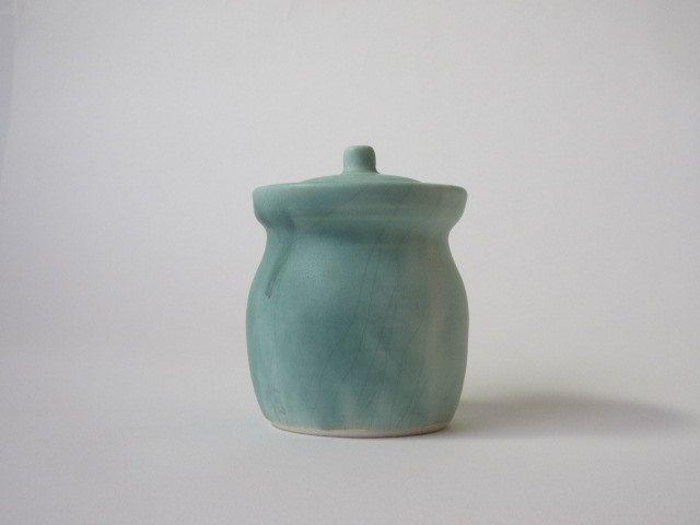 Pot Ceramic Pot Porcelain Storage Container Lidded Pot Pottery Container Tuquoise Ceramic Pot Decorative Storage P With Images Pottery Pot Ceramic Pot Decorative Storage