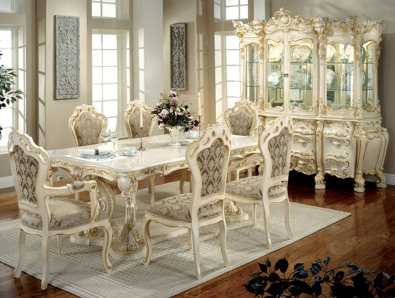 Great 20 Elegant Designs Of Victorian Dining Rooms Images