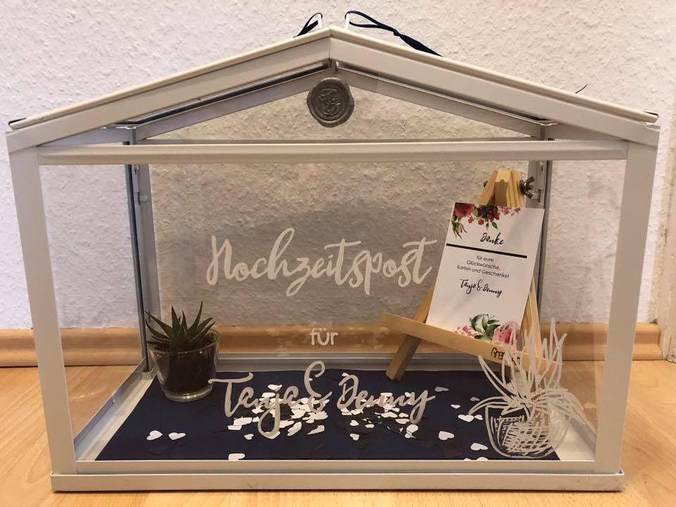 pin van manon op trouwen s m pinterest briefbox hochzeit kartenbox hochzeit en gew chshaus. Black Bedroom Furniture Sets. Home Design Ideas