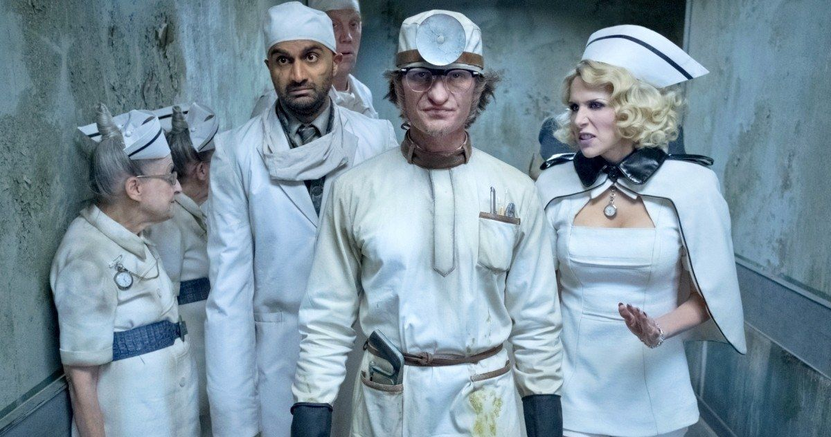 First Look At A Series Of Unfortunate Events Season 2 A Series