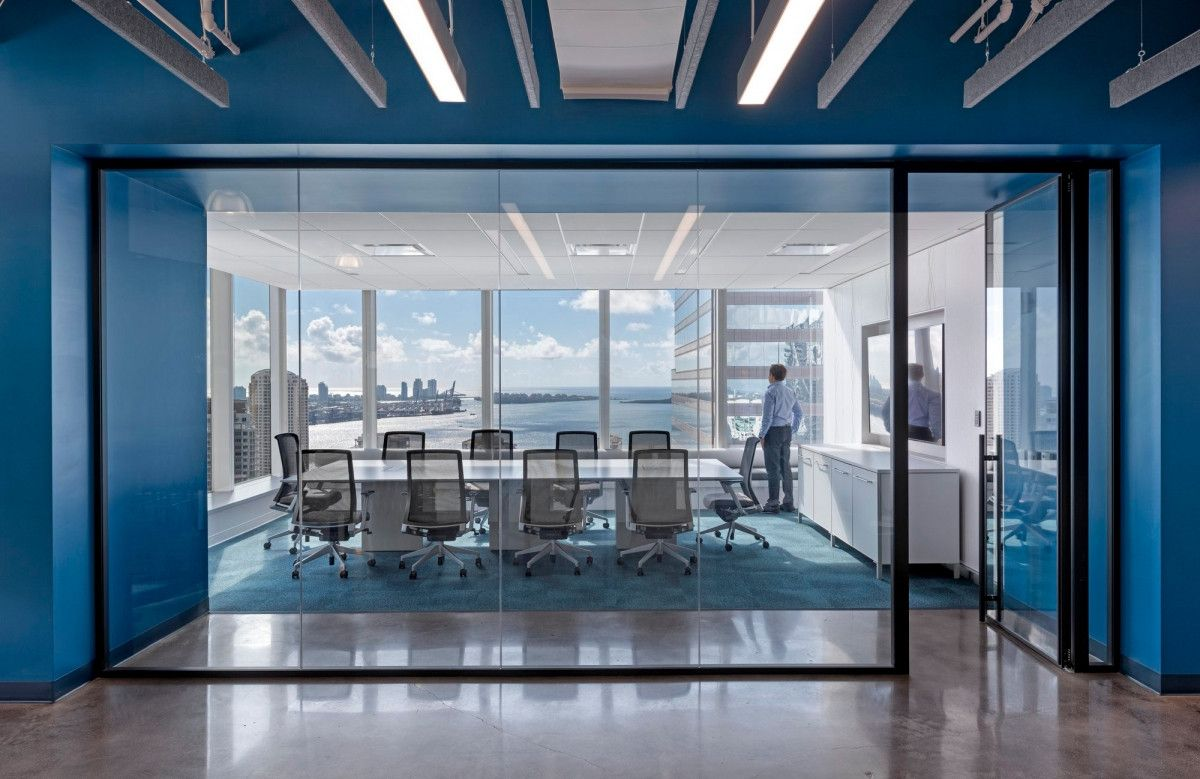 Office Tour Acticall Sitel Group Headquarters Miami
