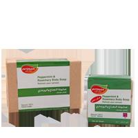 صابونة النعناع والروزماري طبيعى 100 مصنوعة يدويا هذه الصابونة الطبيعية بمحتواها من زيت النعناع المنعش والمنشط وخل Natural Beauty Care Beauty Care Body Soap