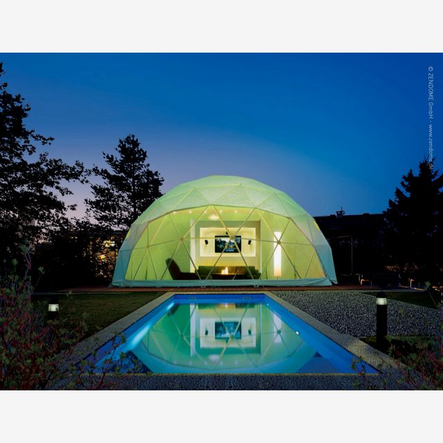 Monolithic Dome Home Designs: Geodesic Dome Home