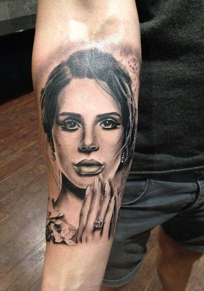 Tattoo Lana Del Rey Tattoo Inspiration Lana Del Rey