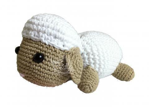 Free Amigurumi Lamb : Free pattern amigurumi sheep sheep lamb lamb for mum