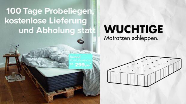 OnlineMöbelhaus Home24 veralbert Ikea in Plakatkampagne